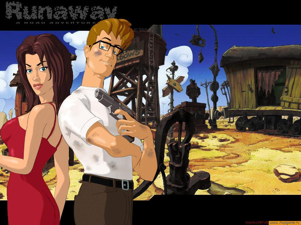 Runaway A Road Adventure Скачать Игру